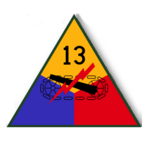 13th-armored-division-icon
